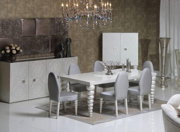 Milano Zebrano Furniture